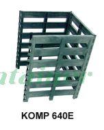 Lattenkomposter: KOMP 640E